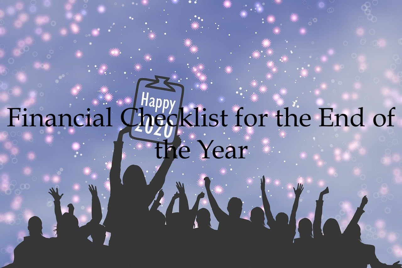 Financial Checkllist for the End of the Year